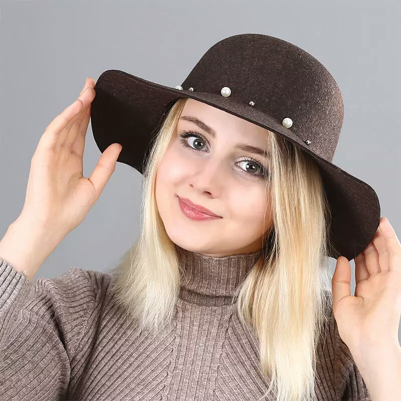 Ladies hat on aliexpress